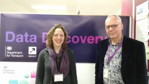 Teresa Jolley and Nic Cary, CIHT podcast Data as National Infrastructure